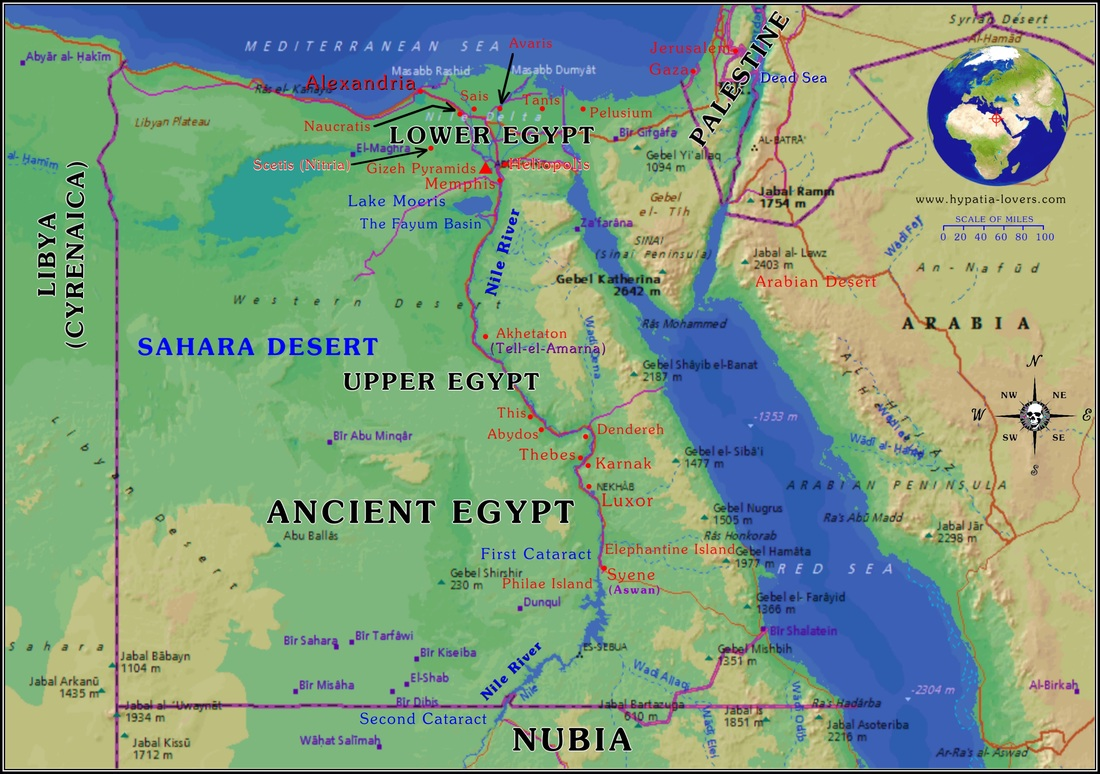 the use of organized mathematics in the ancient egypt Ancient egypt was an organized civilization of the nile valley  cgidirect=history/ancient_civilizations/ancient_egypt  indexphp/mathematics.
